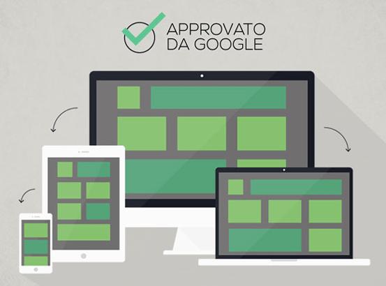 Google penalizza i siti web non responsive