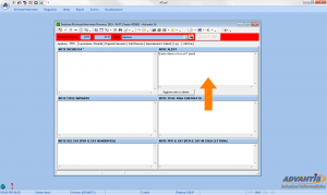 Note alert cliente nel software adcall